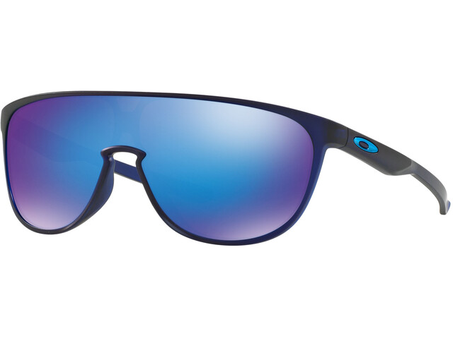 Oakley Trillbe Sunglasses matte trans blue/sapphire iridum